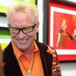 Shag at the opening of his new namesake store in West Hollywood in November. (Photo by Kari Hendler)