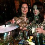 Kreepy Tiki Lounge in Fort Lauderdale is represented by the mother-daughter team of Ayme Harrison (left) and Demi Anne Natoli.