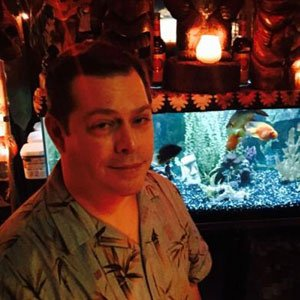 Michael Kotke of Foundation Tiki Bar.