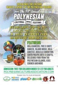 Polynesian Cultural Festival<