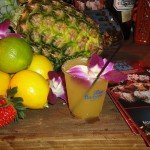 The Mai-Kai's Pupule Punch includes Barbancourt 3 Star rhum and absinthe.