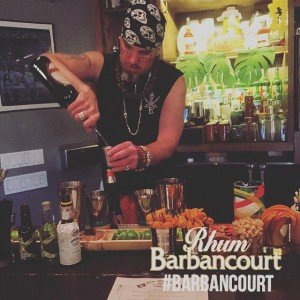 New York City's Brian Miller, last year's Judge's Choice winner, will be serving up cocktails for sponsor Rhum Barbancourt at The Art of Tiki: A Cocktail Showdown on Feb. 26.