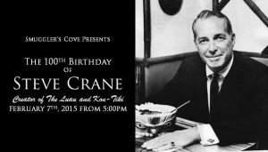 Steve Crane 100th birthday party