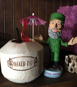 The Coconut Daiquiri from Naked Tiki. (Facebook photo)