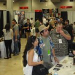 The trade-only area of the festival offered exclusive rums for industry and press representatives.