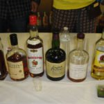 The Authentic Caribbean Rums table featured many exclusive offerings.