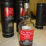 Bristol Spirits displayed some impressive rums from the U.K., including Demerara Port Morant from Guyana.