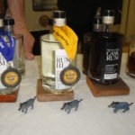 Skotlander Rum from Denmark took home two awards, best in class for white rum and a gold medal for premium white rum.