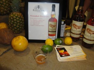The Trinidad Daiquiri, one of the best cocktails of the festival, features the award-winning Plantation Original Dark.