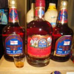 The venerable Pusser's snagged several medals for its distinctive Navy rum.