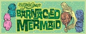 Barnacled Mermaid