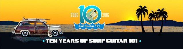 Surf Guitar 101