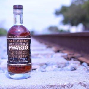 Single Barrel Fwaygo Rum