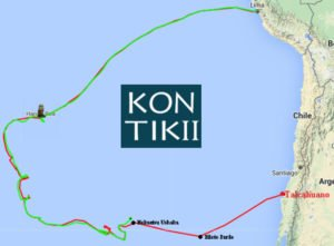 The Kon-Tiki-2 fell short in its attempt to re-create the legendary 1947 journey of Thor Heyerdahl.