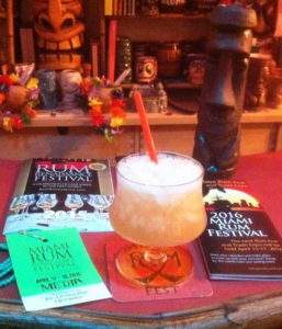 The Mai-Kai Moai by The Atomic Grog. (Photo by Hurricane Hayward)