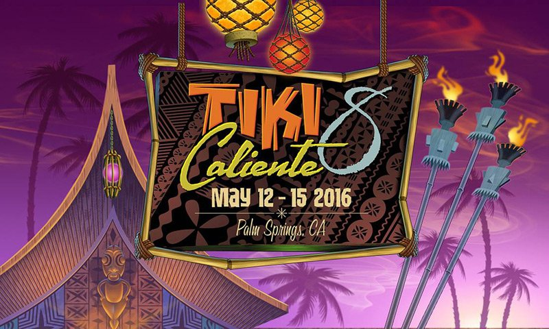 Week in Tiki (March 16-31, 2016): Lost Lake fire and more