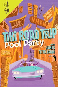 Tiki Road Trip Pool Party