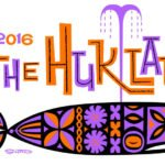 The Hukilau's 2016 T-shirt also features artwork by Shag.