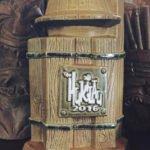 The Tower Barrel Mug, designed and produced by John Mulder of Eekum Bookum.