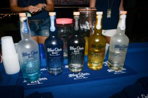 Blue Chair Bay offered up rum samples and cocktails at The Hukilau 2015 at Pier 66. (Photo by Go11Events.com)