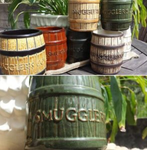 Smuggler's Cove Rum Barrel