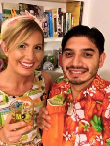 Join Kelsi and Greg in their adventures on the Modern Tiki Lounge blog.