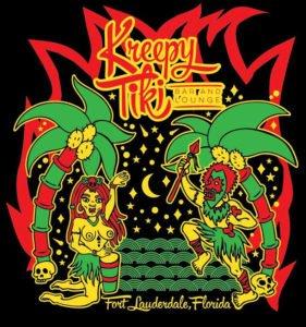 Kreepy Tiki Lounge