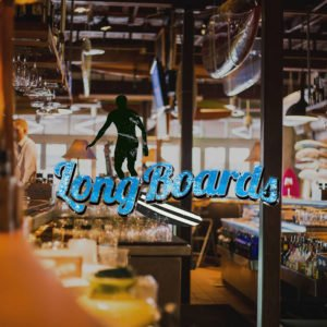 Longboards operated as a surf-themed restaurant and bar in downtown West Palm Beach from July 2011 through July 2016. (Facebook photo)
