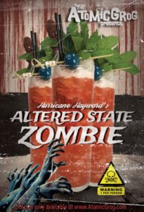 Hurricane Hayward's Altered State Zombie