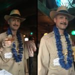 Don the Beachcomber (Hurricane Hayward) dropped by to sample the Special Reserve Daiquiri (aka Don's Special Daiquiri) and Deep Sea Diver (Pearl Diver).