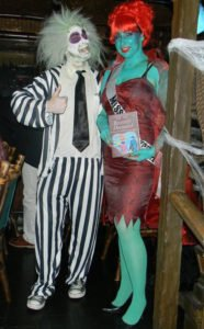 Beetlejuice and Miss Argentina finished fourth in the contest.