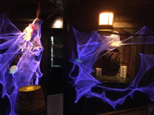 The Molokai bar was decked out for Hulaween 2016.