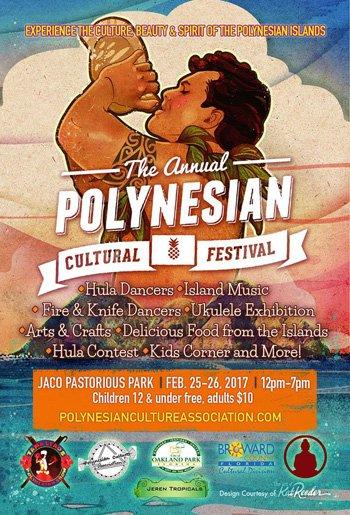 Polynesian Cultural Festival 2017