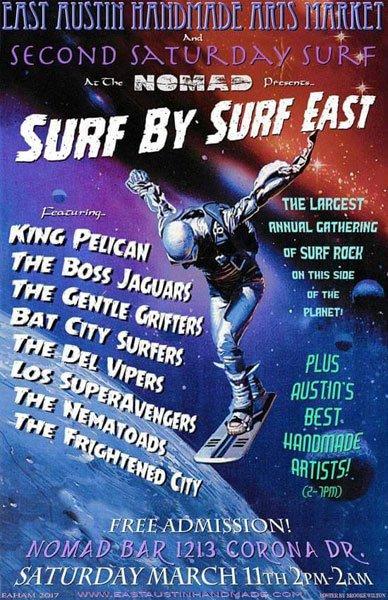Second Saturday Surf