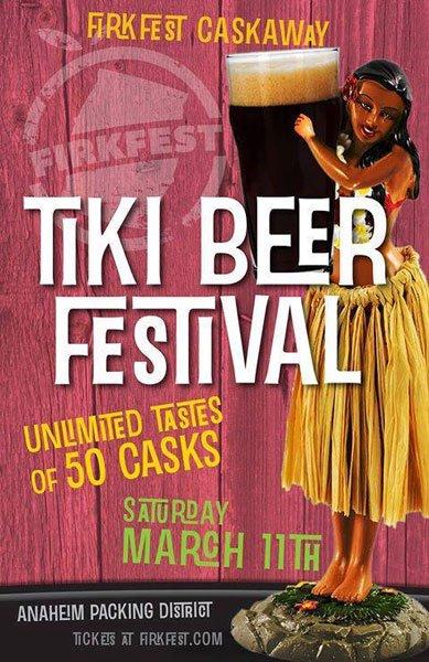 Firkfest Caskaway Tiki Beer Festival