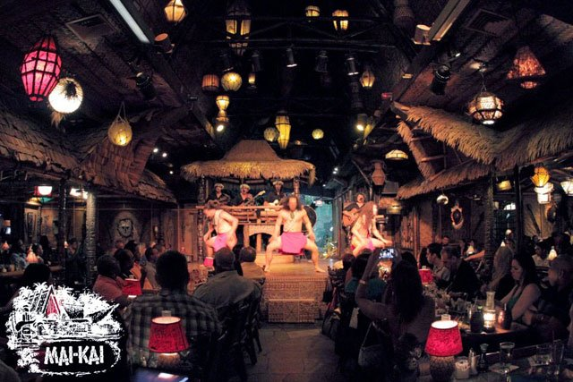 The timeless main showroom. (Mai-Kai photo)
