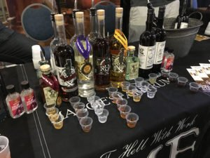 Maggie's Farm took home three medals in its Miami Rum Fest debut. (Photo by Hurricane Hayward)