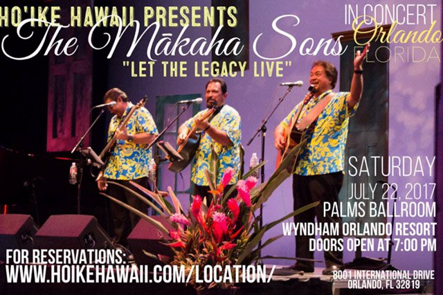 Ho'ike Hawai'i concert and competitions