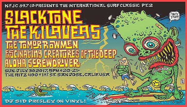 The International Surf Classic