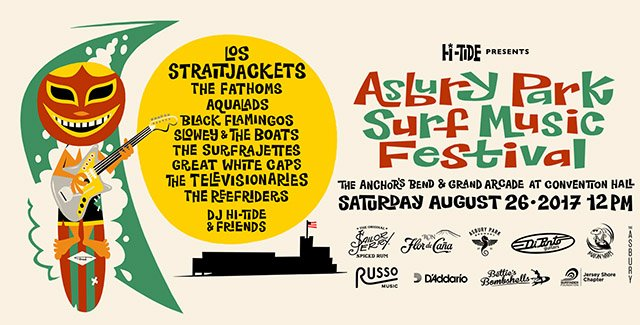 Asbury Park Surf Music Festival