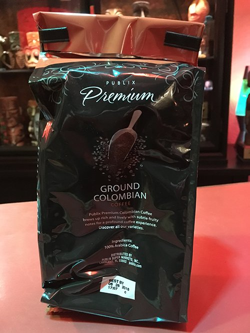 Colombian coffee is featured in The Mai-Kai's hot and cold cocktails. (Photo by Hurricane Hayward)