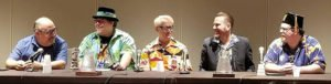 The Art of the Tiki panel at Dragon Con