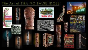 The Art of Tiki: Exhibition opening party and book release