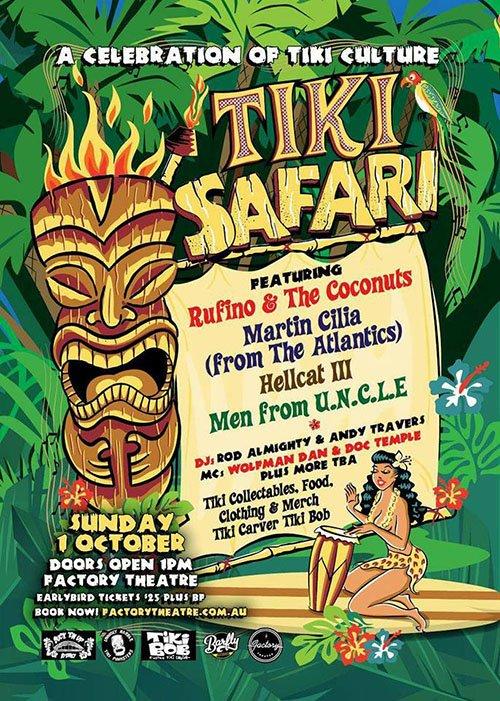 Tiki Safari