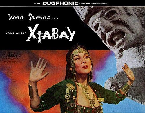 Voices of the Xtabay: A Tribute to Yma Sumac
