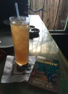 "Last Rites, a ""lost cocktail"" from the 1956 menu, is special treat during Hulaween."