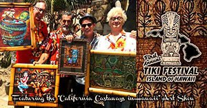 Tiki Festival: Island of Hawaii