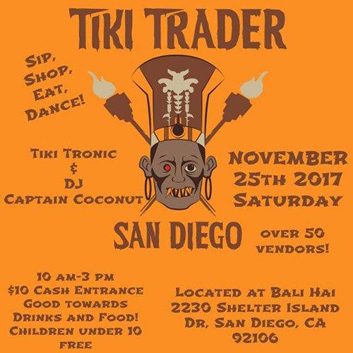 Tiki Trader San Diego