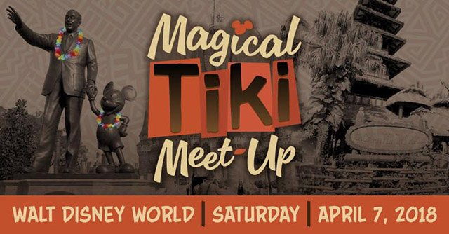 Magical Tiki Meet Up