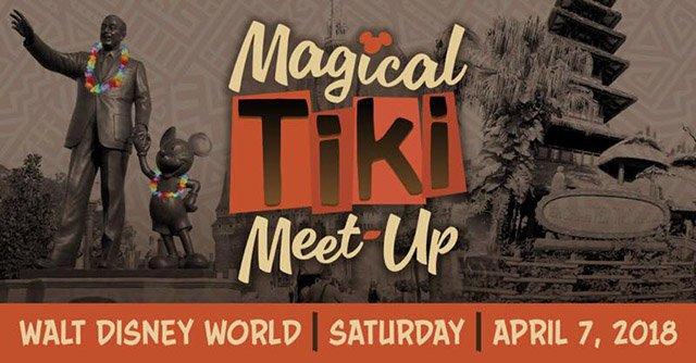 Magical Tiki Meet Up